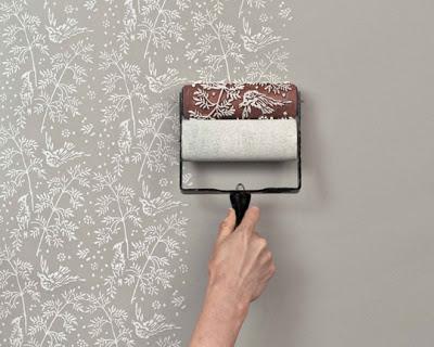 ¿ Pintura o papel pintado ? Renovar las paredes