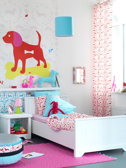 dormitorio infantil fantasía