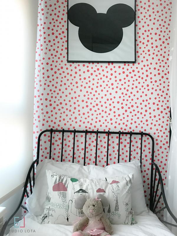 Dormitorio infantil con encanto