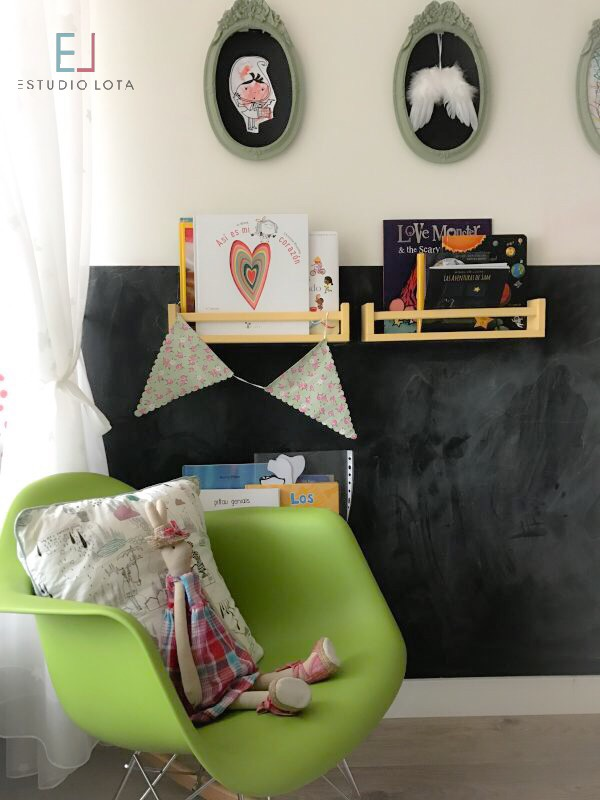 Ideas deco dormitorio infantil