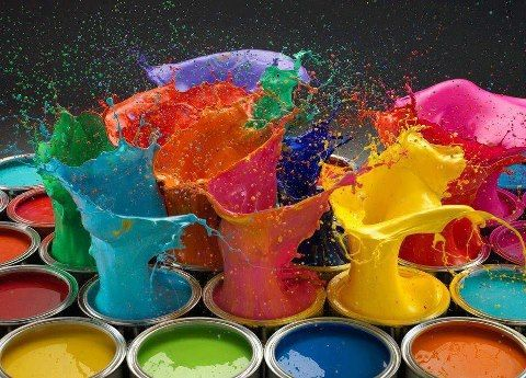 pintura color