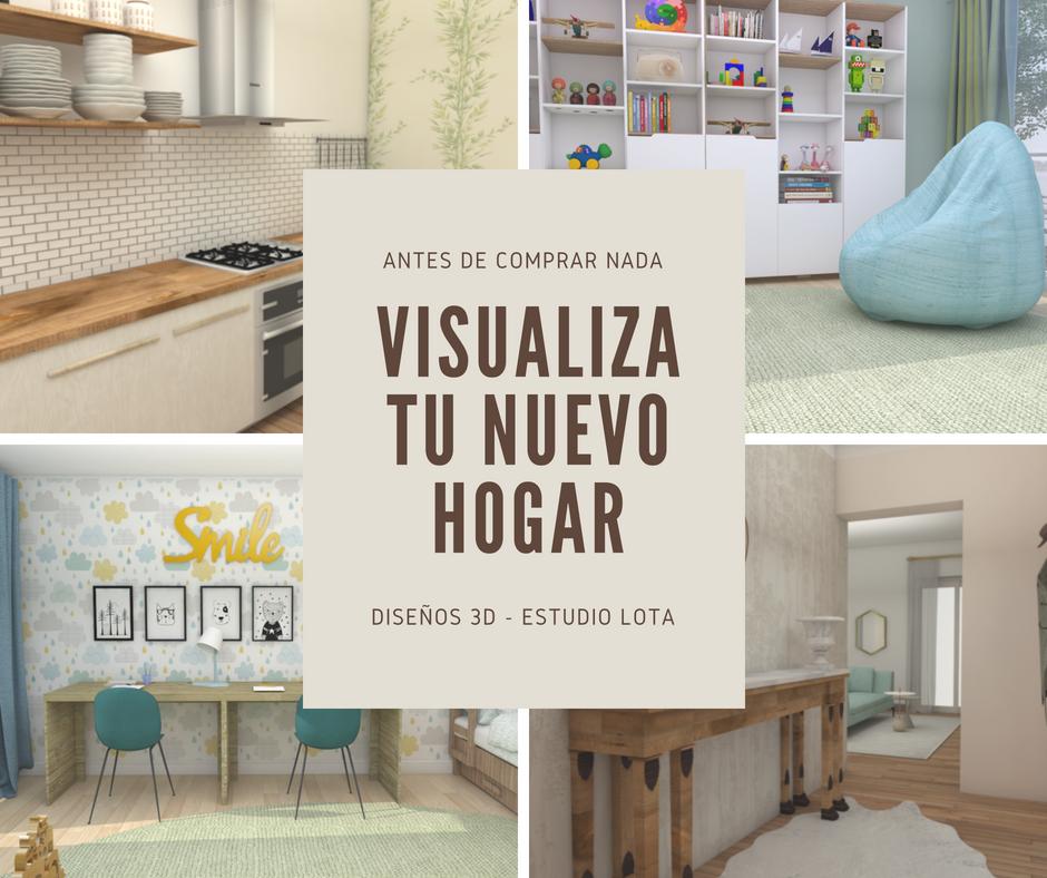 Qu es un decorador online estudio lota - Decorador de interiores online ...