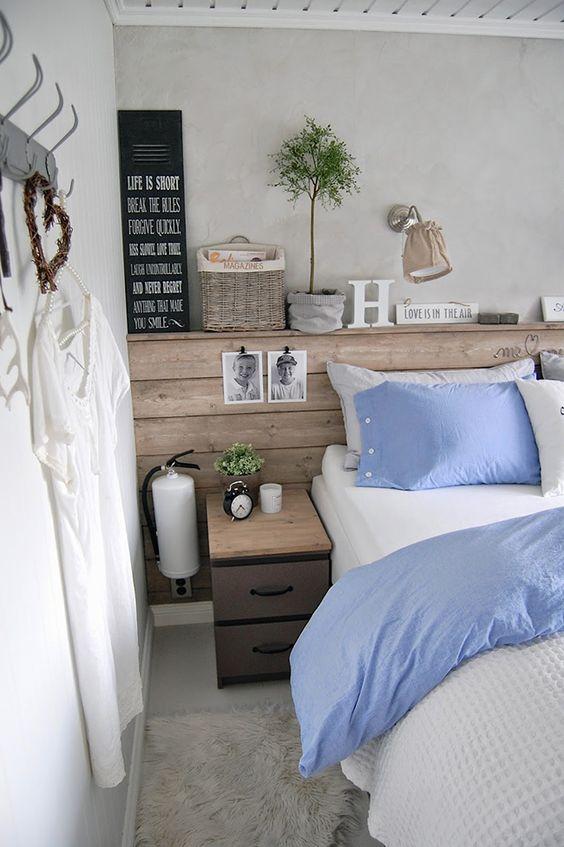 Ideas para decorar el dormitorio principal