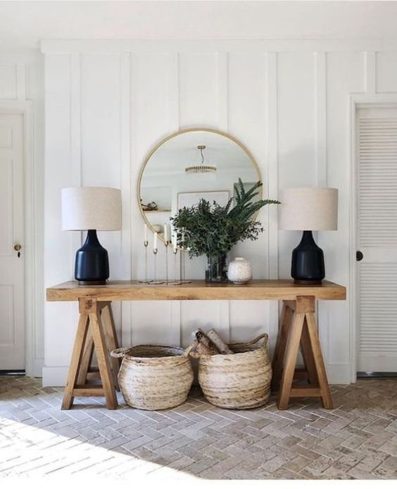Como decorar con un estilo farmhouse moderno.