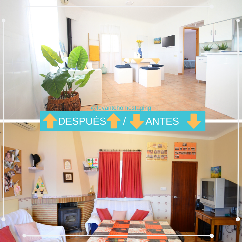 para qué sirve home staging