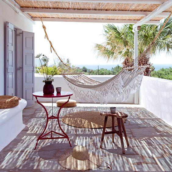 ideas para decorar tu terraza este verano